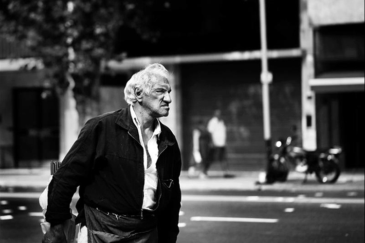 Street photography, Buenos Aires